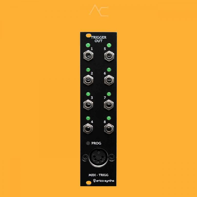 Midi To Trigger - Erica Synths