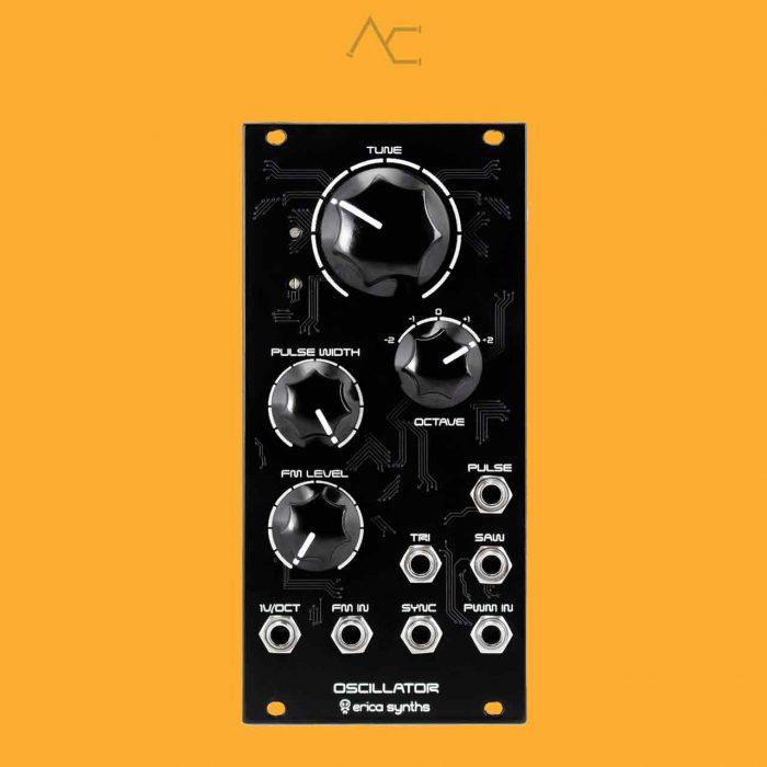 DIY Polivoks VCO (PCB + ICs) - Erica Synths
