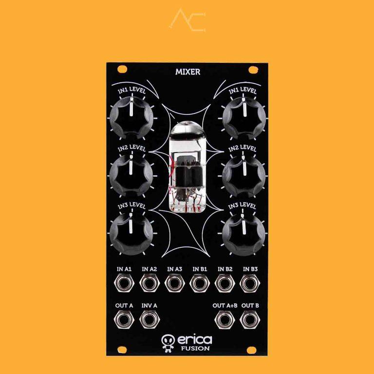 Fusion Mixer V3 - Erica Synths
