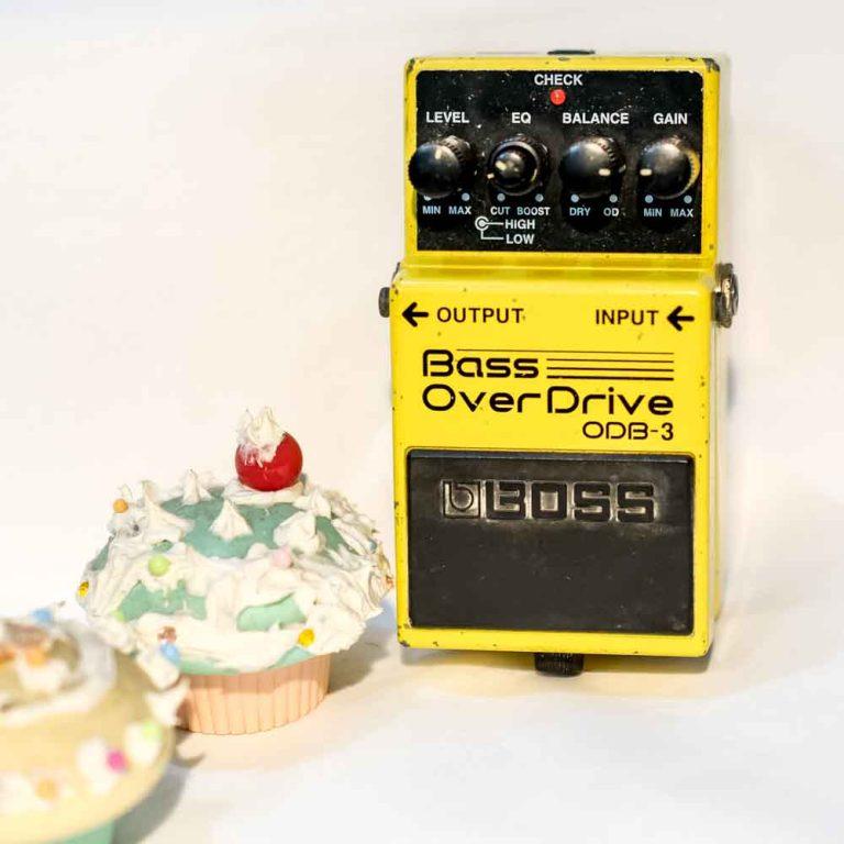 BOSS Bass Overdrive