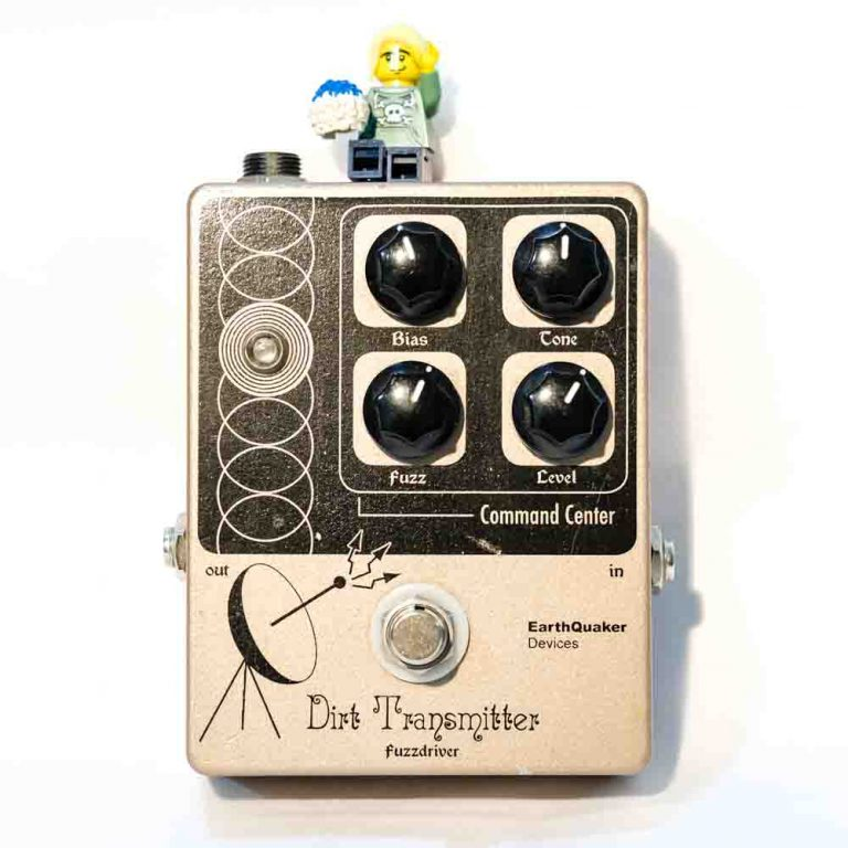 EarthQuaker Devices Dirt Transmitter (old release)