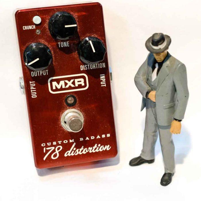 MXR 78 Bad-Ass Distortion