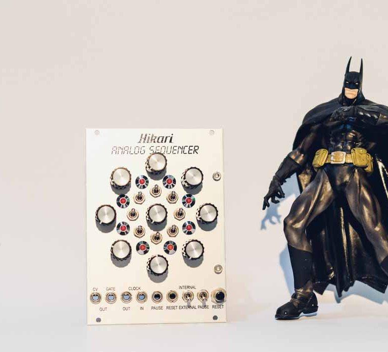 Hikari Instruments - Analog Sequencer