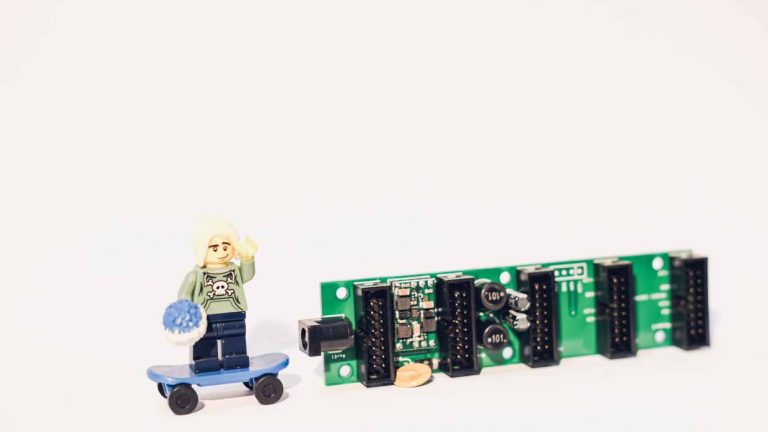 Hikari Instruments - Power Supply Eurorack 5Bus Power Kit