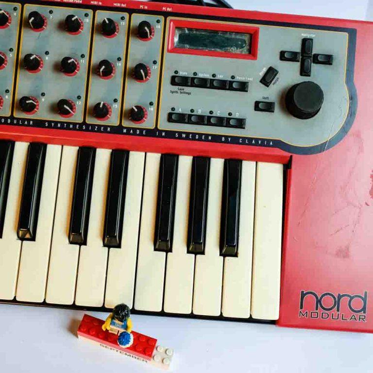 Nord - Modular G1 Keys