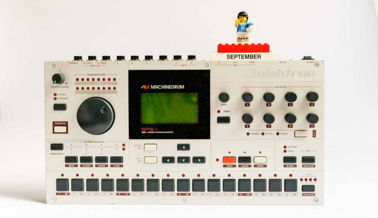 Elektron - Machinedrum SPS1 UW MKII
