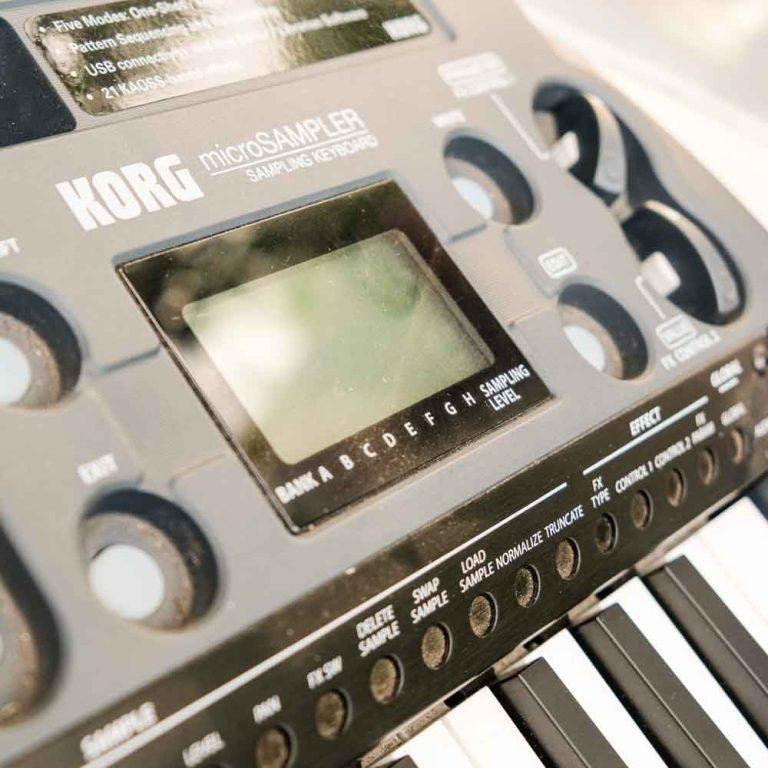 KORG - Microsampler