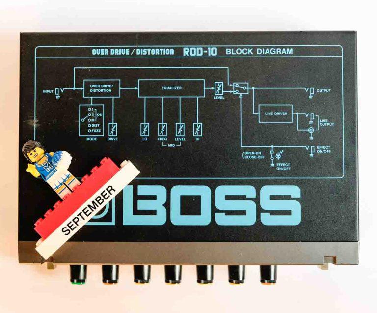 BOSS - ROD10