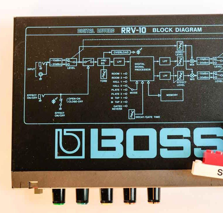 BOSS - RRV10