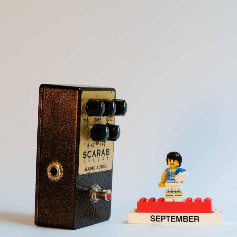 Basic Audio - Scarab Deluxe