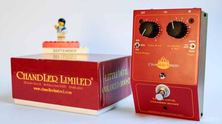 Chandler Limited - Red Devil