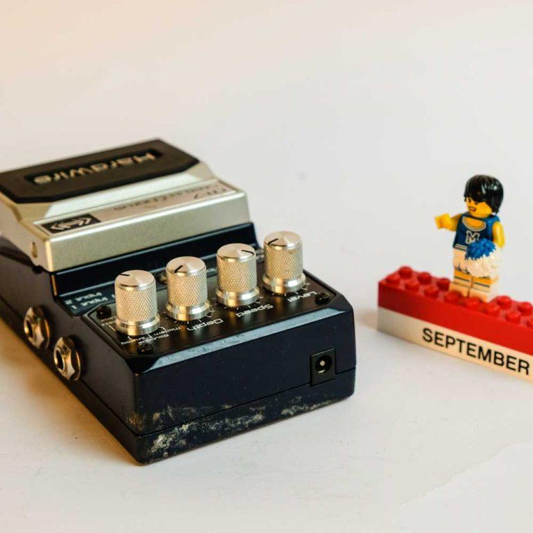 DigiTech Hardwire - Stereo Chorus CR7