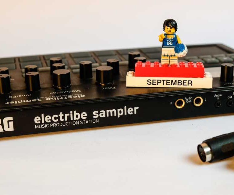 KORG - Electribe II Sampler
