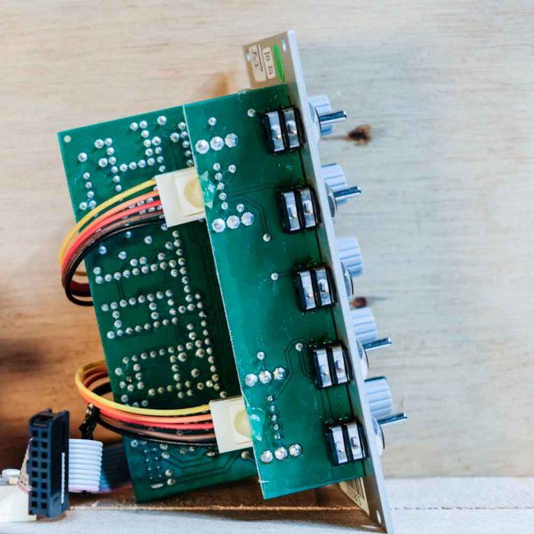 Doepfer - A188-1 BBD Delay 4096 Stages