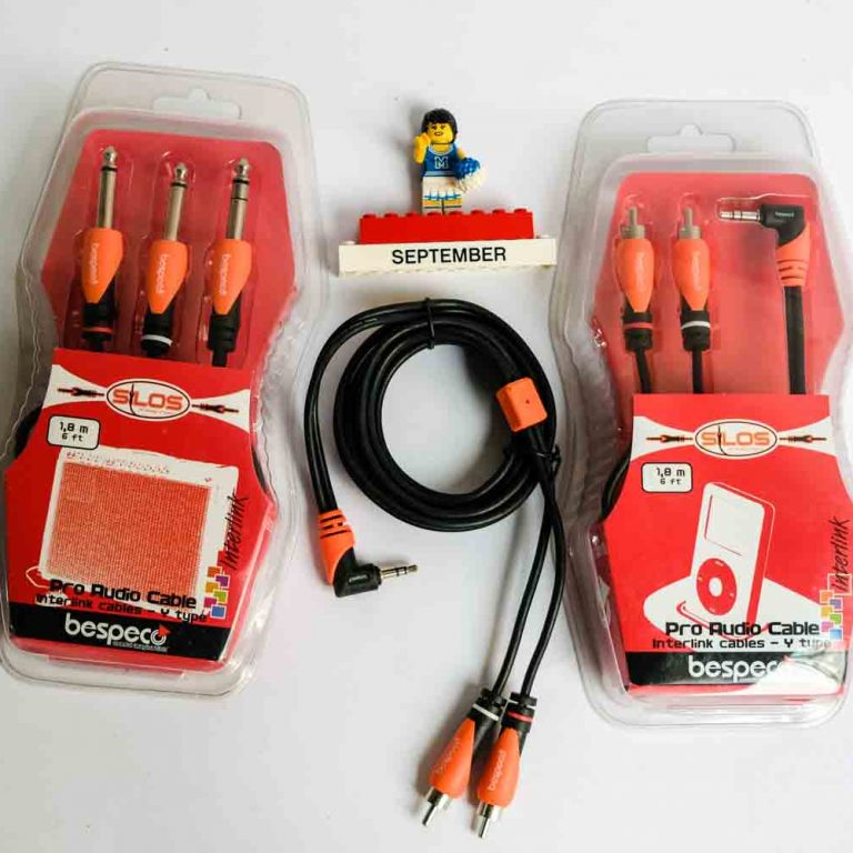 Bespeco Cables