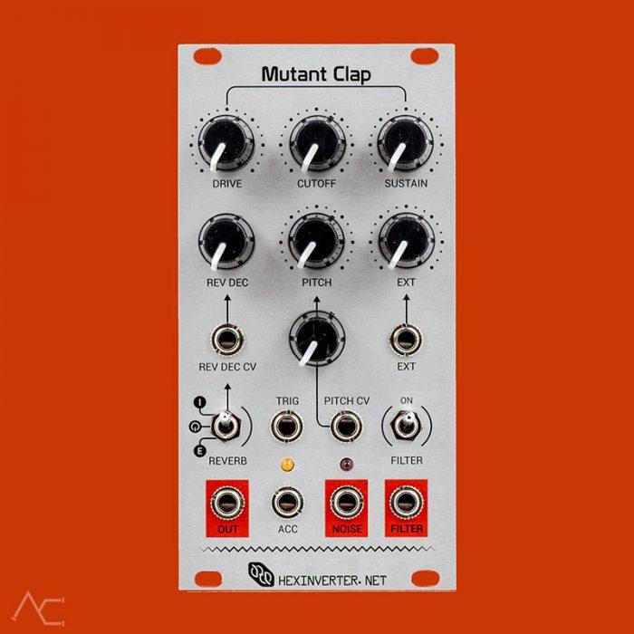 Mutant Clap Front-hexinverter-analogcouple-webstore