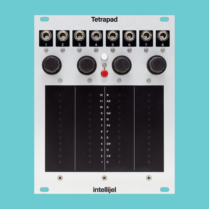 Tetrapad - Intellijel_analogcouple